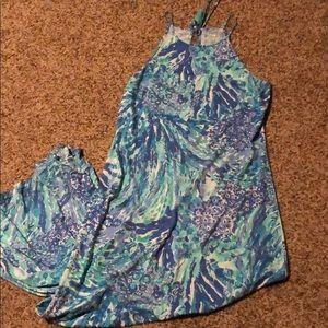 Lilly Pulitzer Margot Maxi Dress